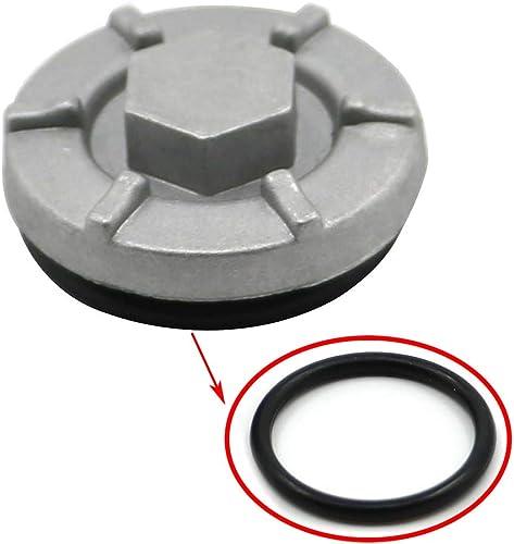 Alpha Rider Case Oil Drain Plug For Yamaha Warrior Raptor Wolverine Big Bear YFM350 YFM 350 Replace 4HC-15351-00-00