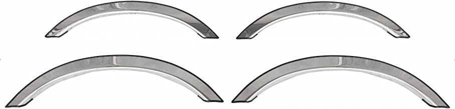 ICI LIN-008 Polished Stainless Steel Fender Trim