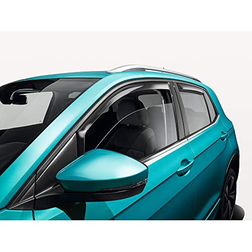 Volkswagen 2GM072193 Tür Windabweiser vorn Acrylglas getönt Windschutz