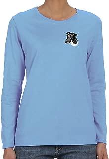 Cherrybrook Carolina Blue Dog Breed Embroidered Felt Tablet Sleeves (All Breeds)