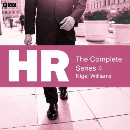 HR: The Complete Series 4 audiobook cover art