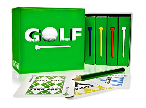 DYNASTY TOYS - Golf Card Game (Big Party Edition, 2-25 Players)