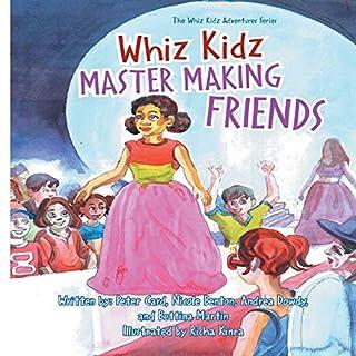 Whiz Kidz Master Making Friends  cover art