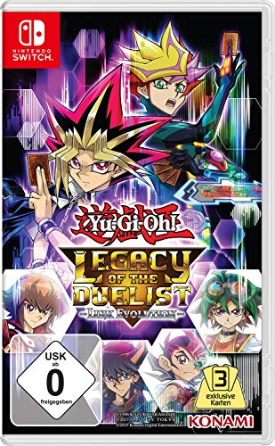 Yu-Gi-Oh! Legacy of The Duelist: Link Evolution [ [Importación alemana]