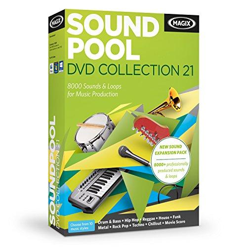 Magix soundpool dvd collection 21