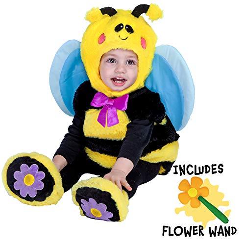 Bumble Baby Bee Costume