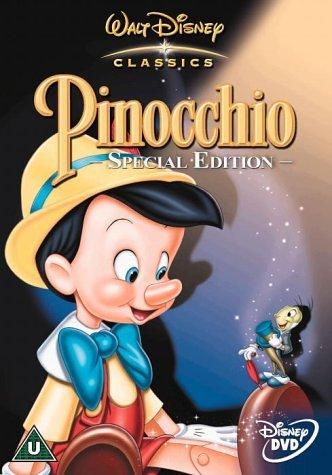 Pinocchio [Import anglais]