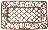 Dragimex Esschert Rettangolare Doormat ghisa Brown 67 x 42 cm