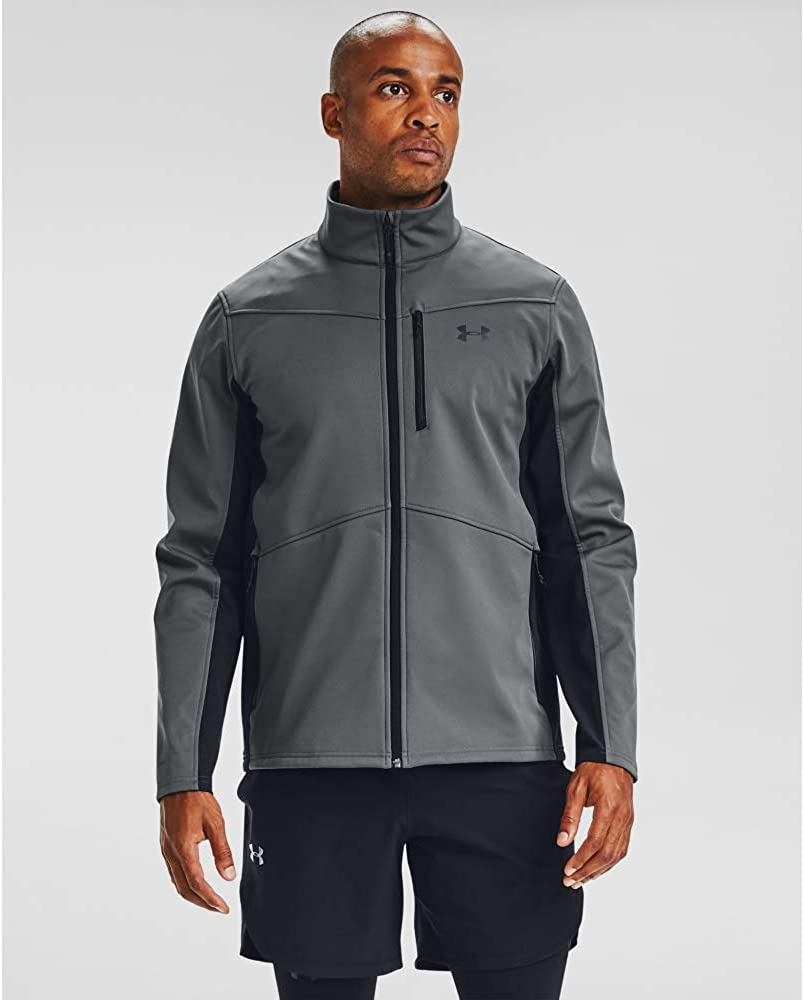 Under Armour New Challenge the lowest price Shipping Free Men's ColdGear Infrared Jacket Shield