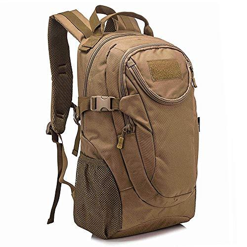 meilain Sac à dos tactique 40 L résistant à l'eau avec pochette amovible pour randonnée, camping, trekking, chasse