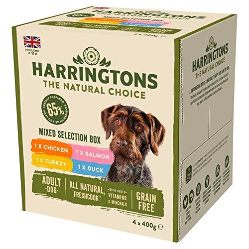 HARRINGTONS Harrington's Nassfutter für Hunde, 6400 g