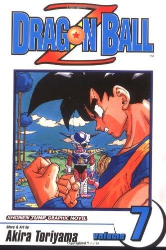 Dragon Ball Z, Vol. 7: The Ginyu Force by [Akira Toriyama]