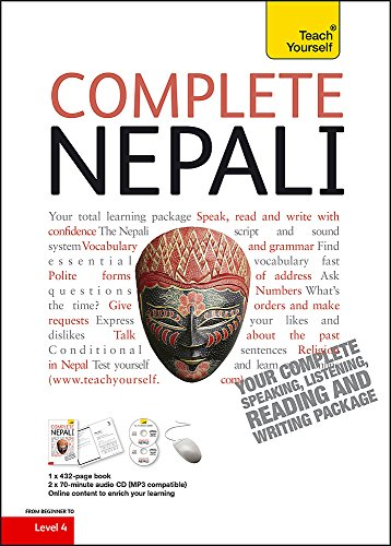 Compare Textbook Prices for Complete Nepali Beginner to Intermediate Course: Learn to read, write, speak and understand a new language Teach Yourself 1 Edition ISBN 9781444101973 by Hutt, Michael,Subedi, Abhi