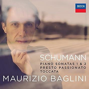 Piano Sonatas 1 & 2, Toccata Op. 7