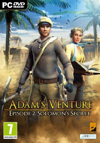 Adam's Venture 2: Solomon's Secret (PC DVD) [Importación inglesa]
