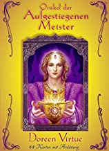 Orakel der Aufgestiegenen Meister – 44 Karten mit Anleitung