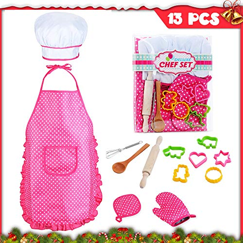 Product Image of the Chef Costume & Baking Set
