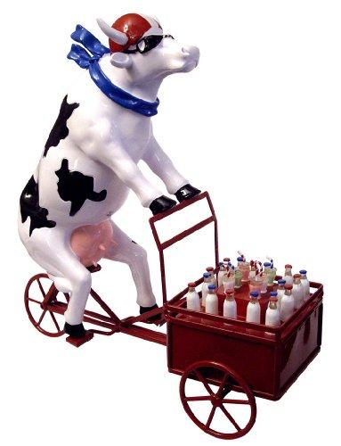 Cowparade - Lait Triporteur - Fornitore di latte (M) #47867