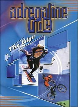 DVD Adrenaline Ride: The Edge Book