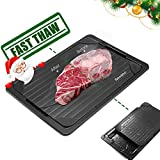 GEMITTO Defrosting Tray for...