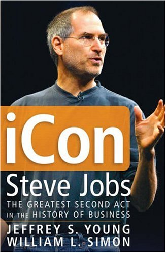 iCon Steve Jobs: The Greatest Second Act in the History of Businessの詳細を見る