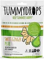 Tummydrops, Sweet Ginger Pear(スウィートジンジャー), 30 Drops 海外直送品