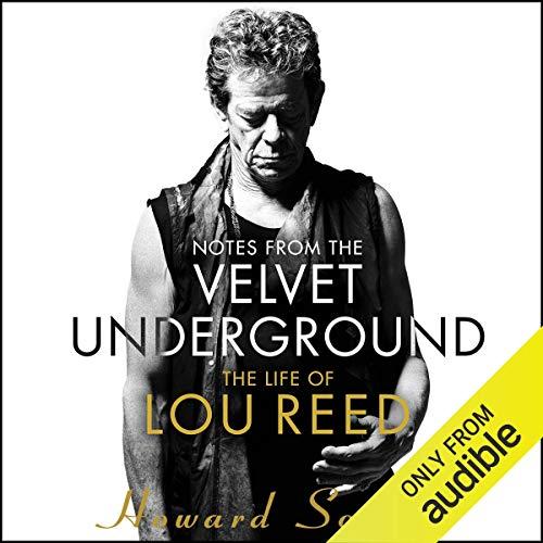 Notes from the Velvet Underground audiobook cover art