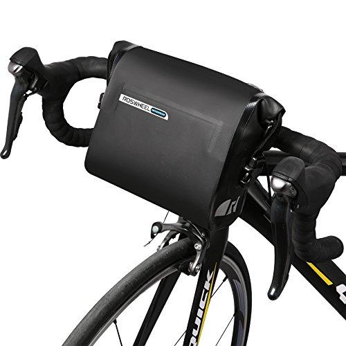 DCCN stuurtas, waterdichte fietstas zadeltas voor mobiele telefoon voor mountainbike