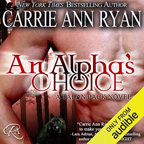 An Alpha's Choice audiobook cover art
