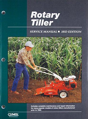 Proseries Rotary Tiller Service Repair Manual