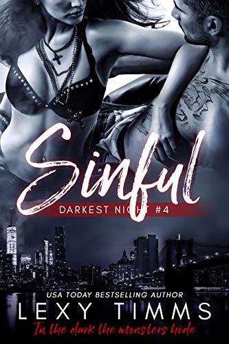 Sinful (Darkest Night Series Book 4) (English Edition)