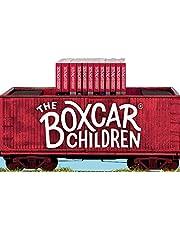The Boxcar Children Bookshelf (Books #1-12) (The Boxcar Children Mysteries)