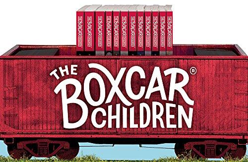 The Boxcar Children Bookshelf