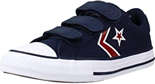 Chaussures Converse Star Player 3 V, pour enfant, marine