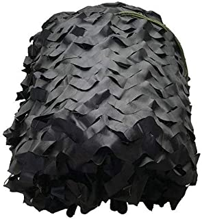 Image of WYHOME 2×3m Camouflage Net Army Shooting Camo Netting Camping Hide Hunting Military Woodland Sunshade Nets Oxford Fabric Shade Decoration Bedroom Garden Party (Size : 6m×8m)