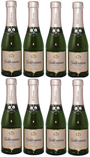 Geldermann Sekt Rosé 11.8% vol. (8 x 0.2 l)