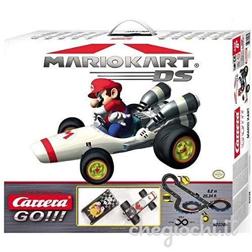 Circuit Carrera GO!!! Mario Kart (Mario & Wario)