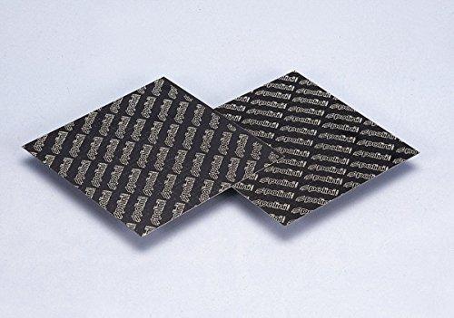 Polini - Pln2130602 - carbonfolie om op maat te snijden 110 x 100 esp.0,40 (2130602)