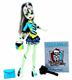 Monster High - Bbj71 - Poupée Mannequin - Picture Day - Frankie