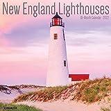 New England Lighthouses 2022 Wall Calendar