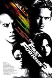 Póster Fast and Furious Movie 15x23' (38 x 58 cm) (380 x 580 mm)