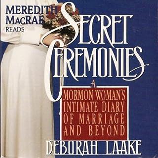 Secret Ceremonies cover art