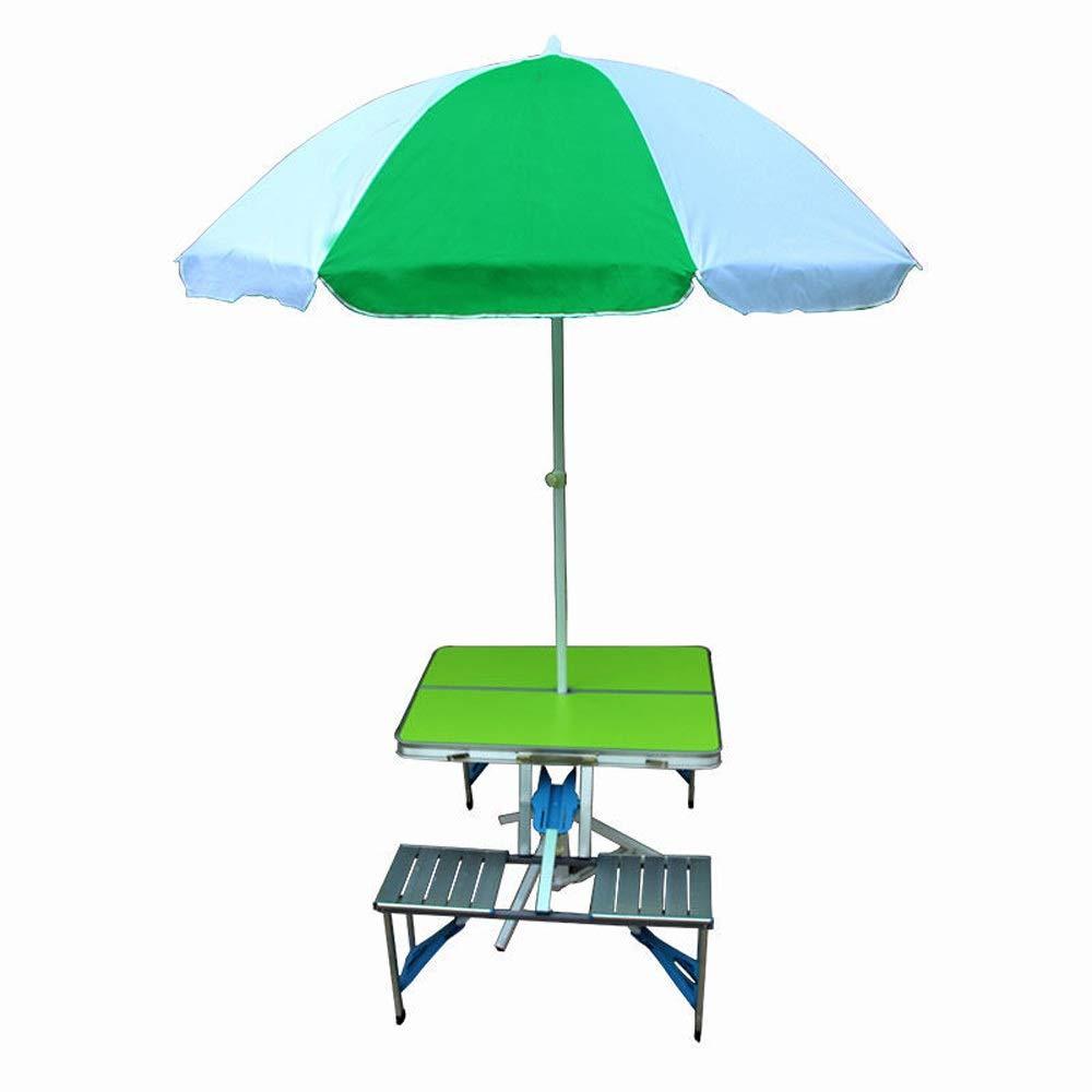 Mesa Plegable 2.4 M Paraguas De Mesas Y Sillas For Equipo Portátil De Aluminio Acampar Al Aire Libre Plegables Mesa Plegable Al Aire Libre (Color : Orange, Size : 240cm): Amazon.es: Hogar