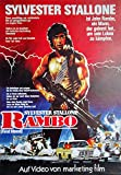 Sylvester Stallone: Rambo - First Blood (1982) |