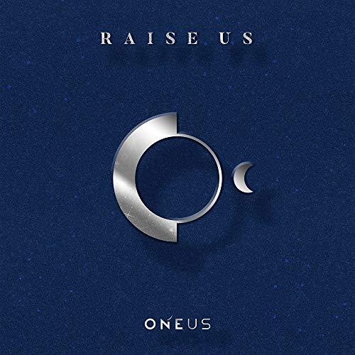 ONEUS - Raise US [Dawn Ver.] (2nd Mini Album) CD+96p Photobook+Postcard+Photocard+Folded Poster