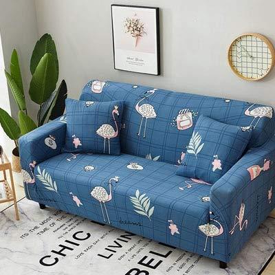 Fundas para sofá, Envoltura Ajustada, Todo Incluido, Antideslizante, seccional, elástico, Completo, Funda para sofá, Toalla para sofá A16, 4 plazas