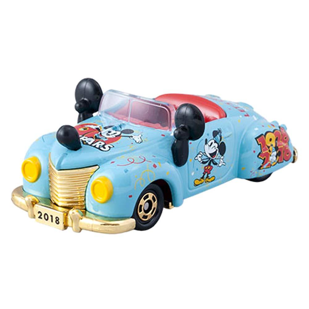 いたずら時々時々テロミッキー マウス スクリーンデビュー 90周年 グッズ ( トミカ ミッキーのロードスター ) 車 ミニカー ディズニー リゾート限定