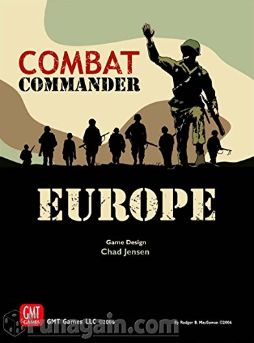 Combat Commander Europe - Board Game - WW2 Historical Wargame - 2014 Reprint