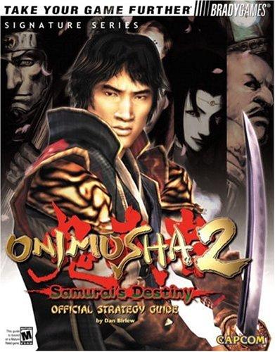 Onimusha 2: Samurais Destiny Official Strategy Guide