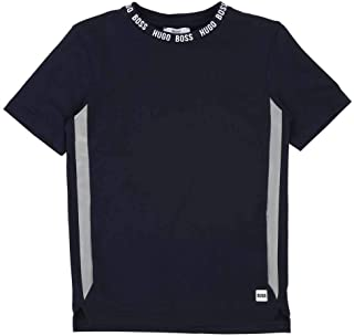 Kids Navy Short Sleeves T-Shirt